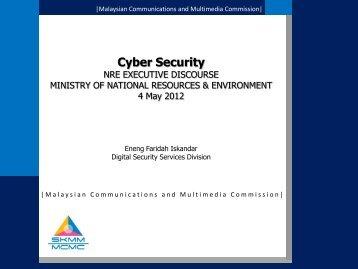 Cyber Security - NRE