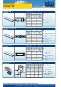 Preisliste und technische Daten 2010 Doppelrohrsysteme eka ... - Page 3