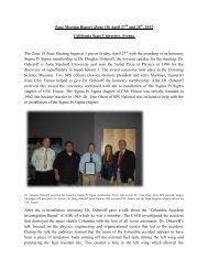 Zone 18 - Society of Physics Students