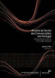 Anuário do Sector das Comunicações em Portugal - Edição 2009