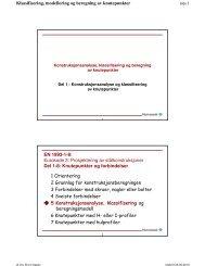 EN 1993-1-8: Eurokode 3: Prosjektering av stålkonstruksjoner Del 1 ...