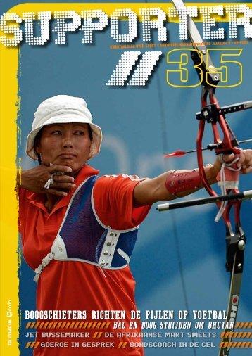 Supporter 35 (2009 – 3e kwartaal) - Sport Development