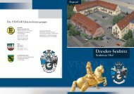Dresden... ...hervorragend gelegen! - GSA-Immobilien