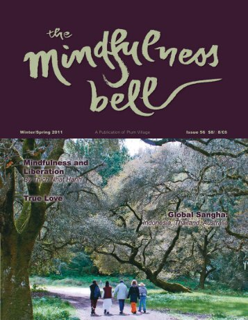 Mindfulness and Liberation True Love Global Sangha: - The ...