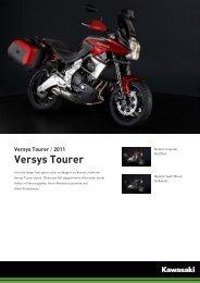 Versys Tourer - Motorrad Hoffmann
