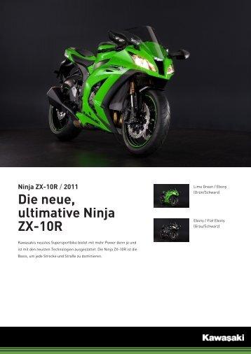 Ninja ZX-10R - Motorrad Hoffmann