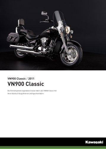 VN900 Classic - Motorrad Hoffmann