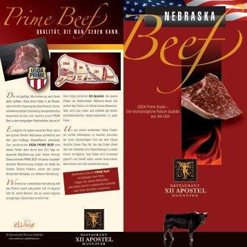 Steakkarte (PDF) - Restaurants Hannover