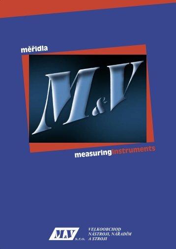 měřidla measuring instruments - ToolVendor