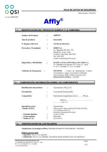 Affly® - Qsi