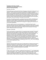 Social Enterprise and Nonprofit Law Clinic Graduate Teaching ...