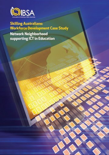 Workforce Development Case Study Network Neighborhood ...