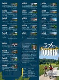 Radtour 06 - Landkreis Nürnberger Land
