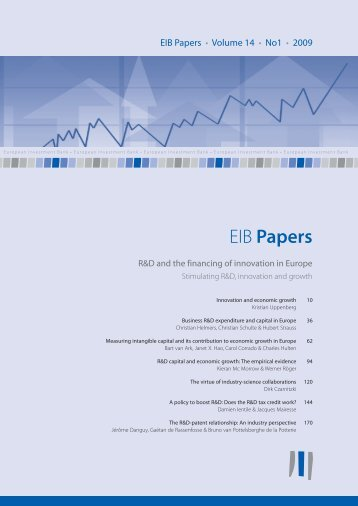 EIB Papers vol.14 N°1 - European Investment Bank