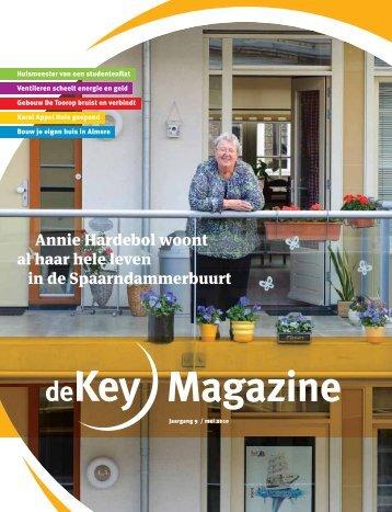 Annie Hardebol woont al haar hele leven in de Spaarndammerbuurt