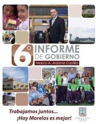 Hoy Morelos es mejor! - Gobierno del Estado de Morelos