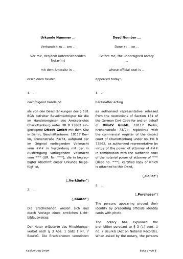 Muster Eines Gmbh Geschäftsführervertrags Ihk Mittlerer