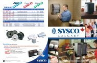 4535 Sysco CA Winnepeg (Page 1 - 2)