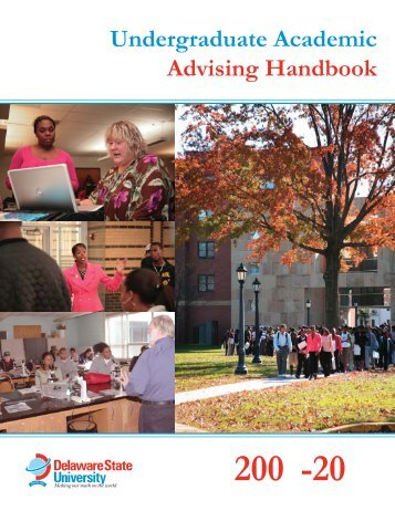 ACADEMIC ADVISING HANDBOOK - Delaware State University
