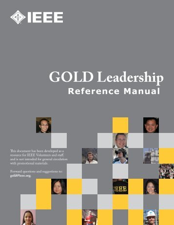 GOLD Leadership Reference Manual - IEEE EMC Society