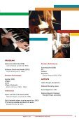 April 15 – 27, 2013 - MSU College of Music - Michigan State University - Page 7