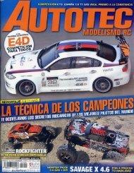 Review - Team Magic E4D - Autotec October 2011 - HRC Distribution
