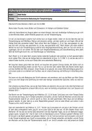 Adolf Heller Thema: Die kosmische Bedeutung der ... - Kahal.De