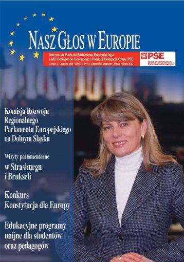 informator2.pdf [1,8 MB] - Geringer de Oedenberg, Lidia