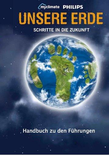 Handbuch zu den Führungen - Myclimate