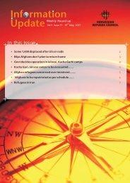 Information Update Vol 3, Issue 15.cdr