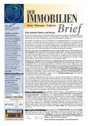 Direkt bestellen! Per Fax:02 21/54 97-130 - WMD Brokerchannel