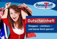 DonauTreff-Gutschein