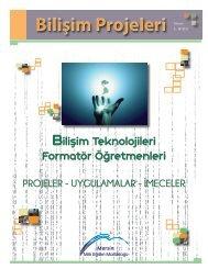 Bilişim Projeleri - Mersin İl Milli Eğitim Müdürlüğü