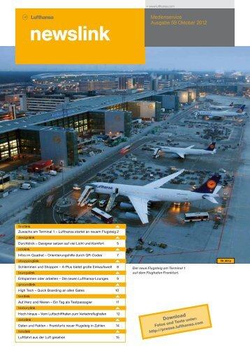 PDF-Format zum Download - Media Relations - Lufthansa