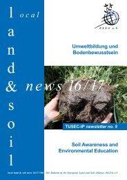o c a l - European Soil & Land Alliance