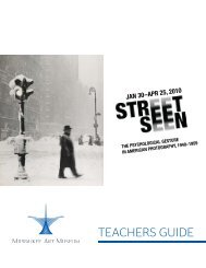 Street Seen: The Psychological Gesture in American Photography ...