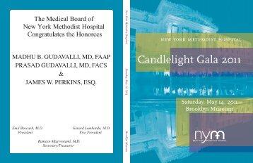 Candlelight Gala 2011 - New York Methodist Hospital