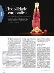 Flexibilidade corporativa - Linux New Media