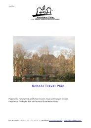 School Travel Plan - Lycée français Charles de Gaulle