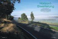 Horizont- Erweiterung
