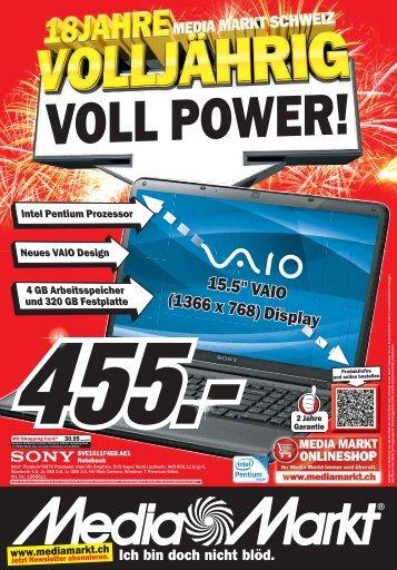 Voll Power!