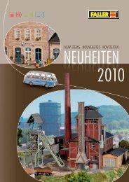 faller-lasercut – mehr vielfalt und details - Hesse-Modellbahnen ...