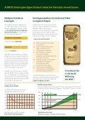 In ation, Finanz- und Wirtschaftskrise oder Papier ... - progentis GmbH - Seite 3