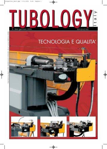 TECNOLOGIA E QUALITA' - Tubology