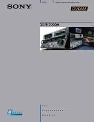 DSR-2000A - GRS Systems Inc