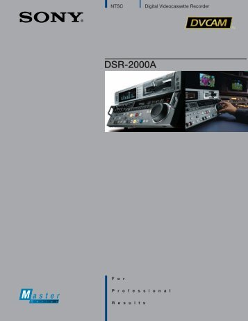 DSR-2000A - GRS Systems Inc