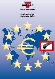 Optibelt Catalog - Industrial and Bearing Supplies