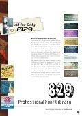 PDF Specimen Booklet - Fontworks UK Ltd - Page 3