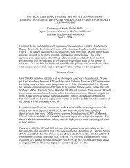 APA Senate Veterans Affairs Committee Statement 4-7-08.pdf