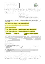 SCIA Pubblici Esercizi (144 KB) - Comune di Riccione